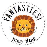 'FANTASTIES' PERSOONLIKE PLAKKER
