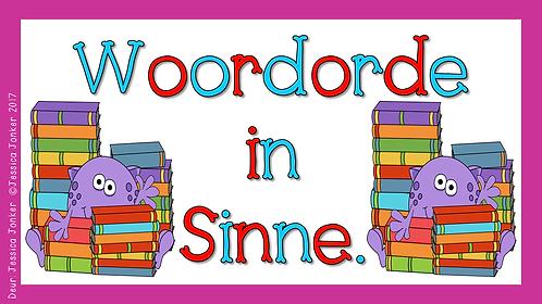 Woororde in Sinne (Gr.6 - AFR HT. - Kw #3 & #4)