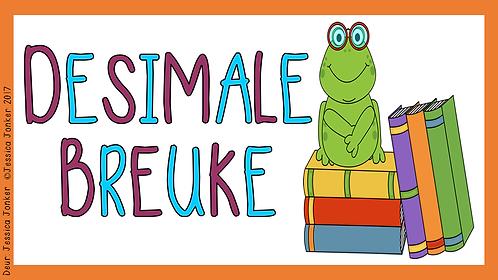 Desimale Breuke (Gr.7 - Wiskunde - Kw #2)