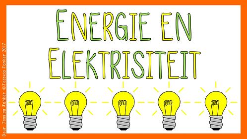 Energie & Elektrisiteit (Gr.5 - NW - Kw #3)