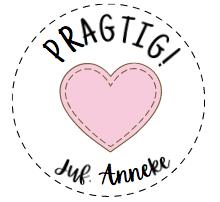 'PRAGTIG' PERSOONLIKE PLAKKER