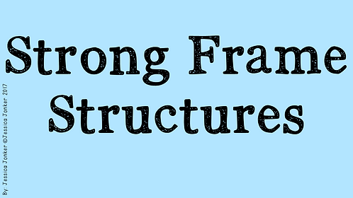 Strong Framestructures (Gr.4 - NS - Term 2)