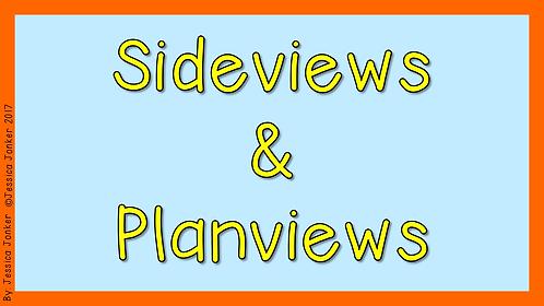 Sideviews & Planviews (Gr.4 - SS - Term 2)