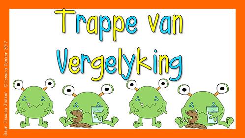 Trappe van Vergelyking (Gr.5 - AFR HT. - Kw #3 & #4)