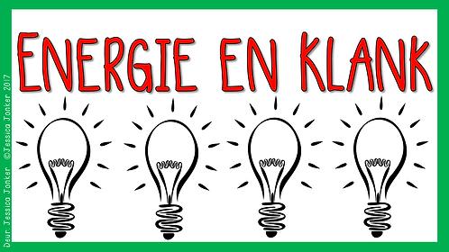 Energie & Klank (Gr.4 - NW - Kw #3)