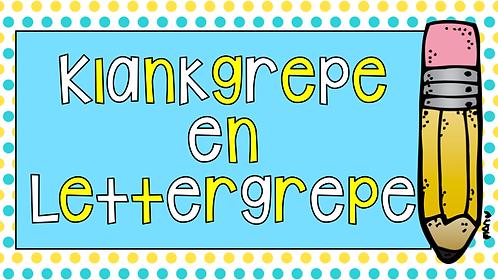 KLANKGREPE & LETTERGREPE MUURKAARTE - AFR HT. & AFR EAT. KWARTAAL 1 - 2020