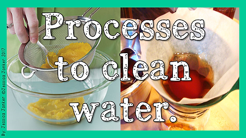 Processes to clean water (Gr.6 - NS - Term 2)