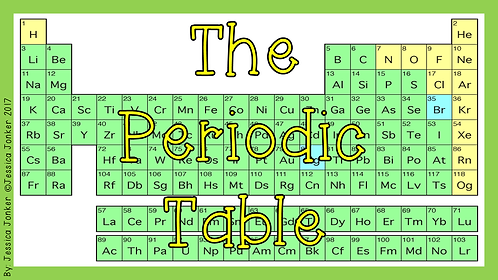 The Periodic Table (Gr.7 - NS - Term 2)