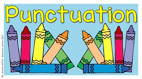 Punctuation (Gr.5 - ENG FAL. - Term 1)