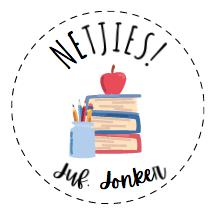 'NETJIES' PERSOONLIKE PLAKKER