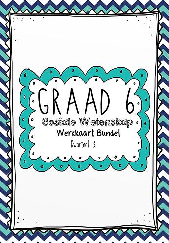 Graad 6, SW - Werkkaart Bundel + Hersienings Boek