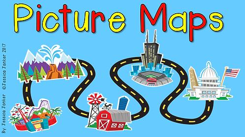 Picture Maps (Gr.1 - LS- Term 3)