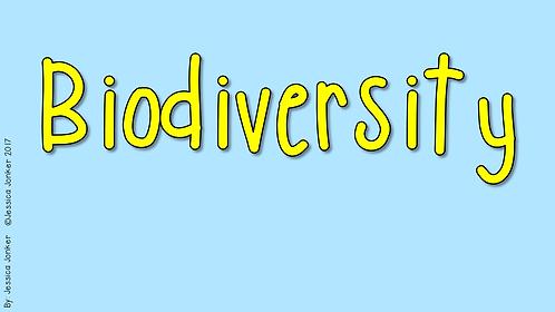 Biodiversity (Gr.7 - NS - Term #1)