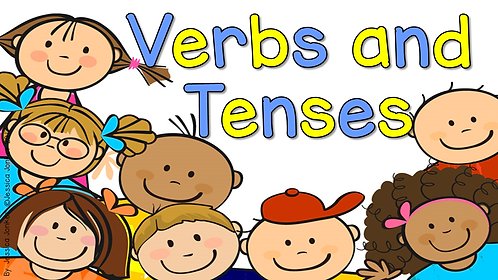 Verbs & Tenses (Gr. 7 - ENG FAL. - Term 1)