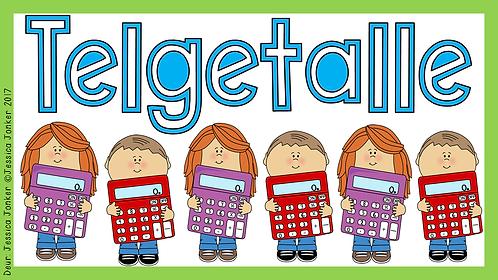 Telgetalle (Gr.7 - Wiskunde - Kw #1)