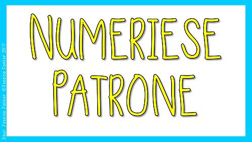 Numeriese Patrone (Gr.5 - Wiskunde. - Kw #1)