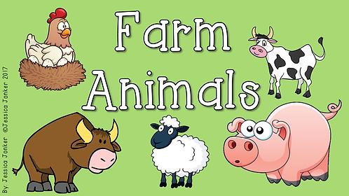 Farm Animals (Gr.2 - LS - Term 2)