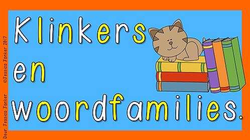 Klinkers & Woordfamilies (Gr.4 - AFR HT. - Kw #2)