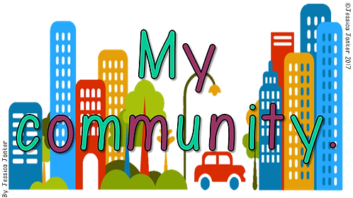 My Community (Gr.1 - LS- Term 3)