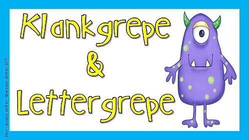 Klankgrepe & Lettergrepe (Gr.7 - AFR HT. - Kw #1)