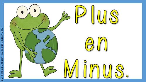 Plus & Minus (Gr. 3 - Wisk. - Kw #2)