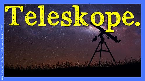 Teleskope (Gr.6 - NW. - Kw #4)