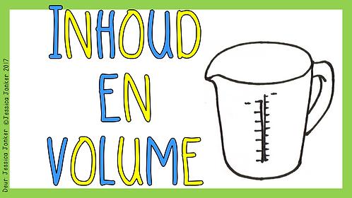 Inhoud & Volume (Gr.4 - Wisk. - Kw #3)