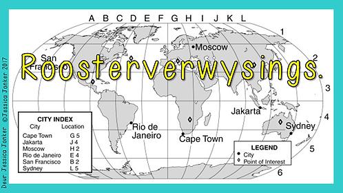 Roosterverwysings (Gr.4 - SW - Kw #2)