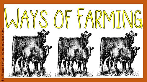 Ways of Farming (Gr.4 - SS - Term 3)