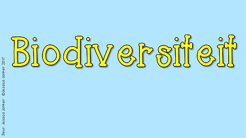 Biodiversiteit (Gr.7 - NW - Kw #1)