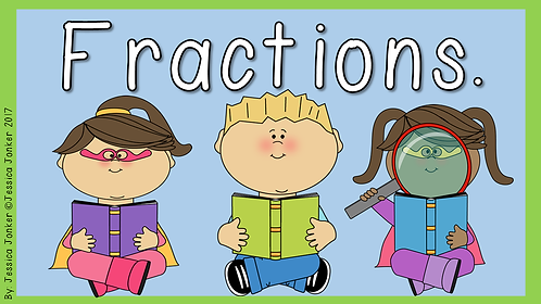 Fractions (Gr. 3 - Math. - Term 2)