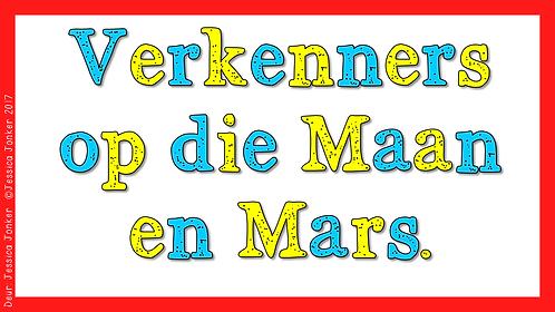 Verkenners op die Maan & Mars (Gr.6 - NW. - Kw #4)