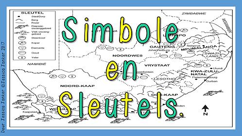 Simbole & Sleutels (Gr.4 - SW - Kw #2)