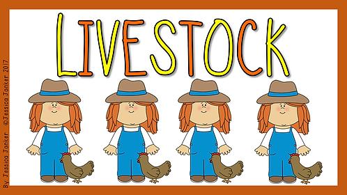 Livestock (Gr.4 - SS - Term 3)
