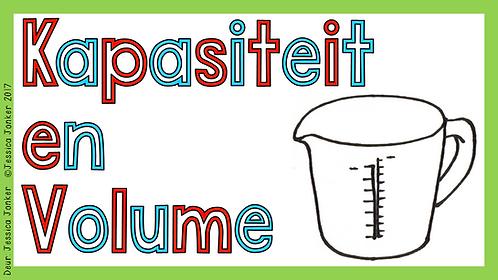 Kapasiteit & Volume (Gr.6 - Wisk. - Kw #2)