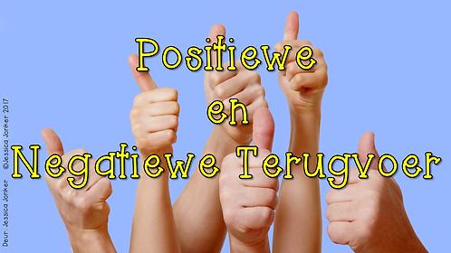 Positiewe & Negatiewe Terugvoer (Gr.5 - LV. - Kw #1)