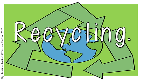 Recycling (Gr.3 - LS - Term 2)
