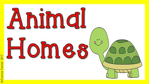 Animal Homes (Gr.2 - LS - Term 2)