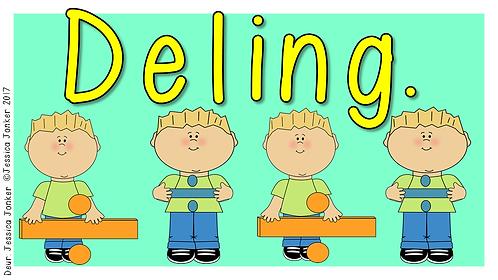 Deling (Gr.6 - Wisk. - Kw #2)