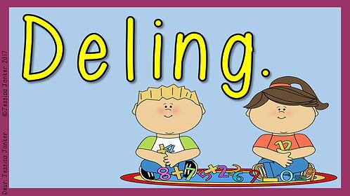 Deling (Gr.4 - Wiskunde - Kw #2)