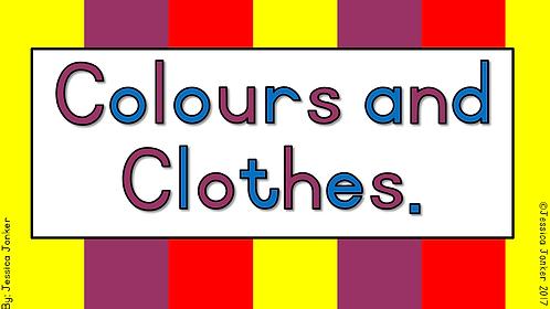 Colours & Clothes