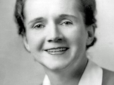 Ertzetatik erdira: Rachel Carson