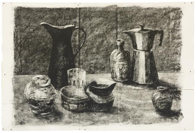 Eight Vessels