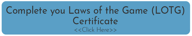 Complete your Laws of the Game Certificate