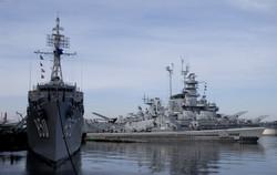 Fall River ships