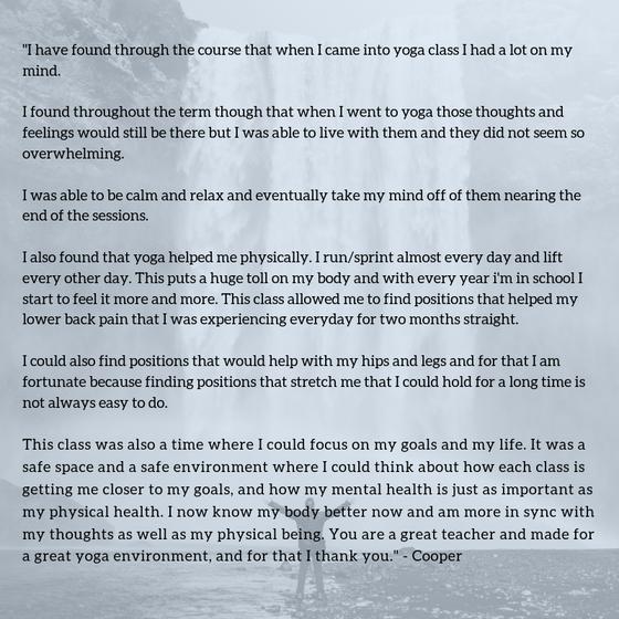 Testimonials | Carina Devi