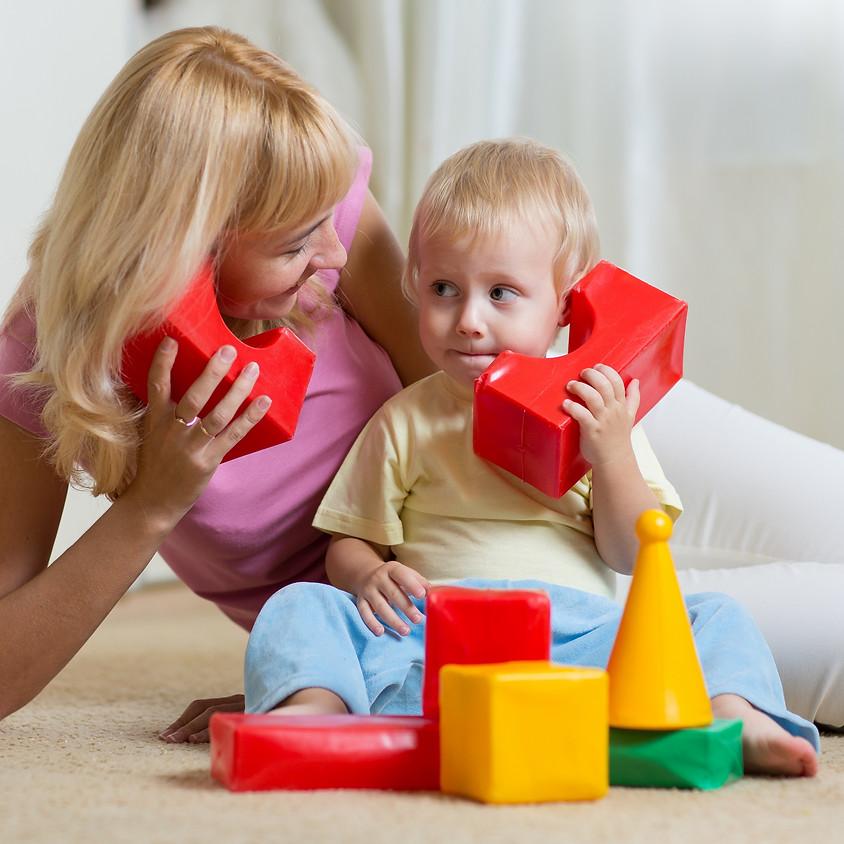 Spiel mit mir. Wie Spielen die Entwicklung von Kindern fördert