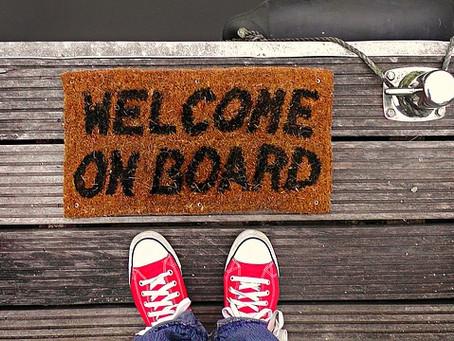 ¡Bienvenidos!