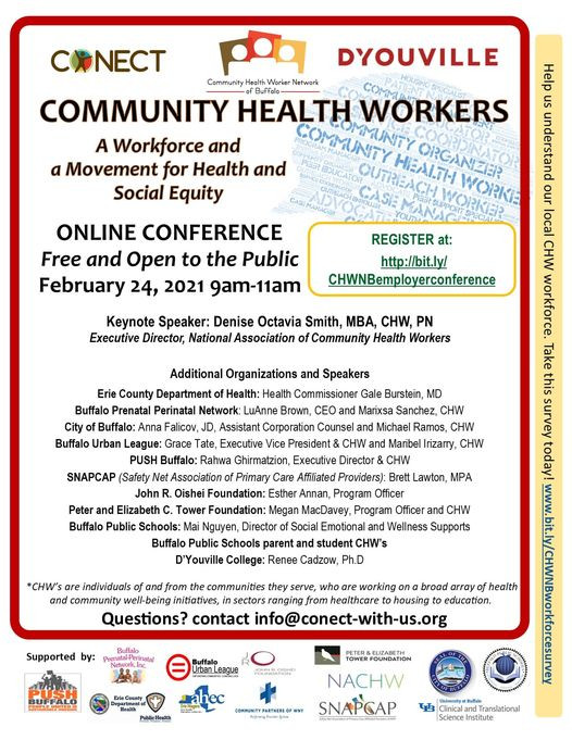 Online Conference for Community Health Workers