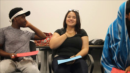 2017 BPS Parent & Student CHW Training Closing Circle Clip